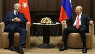Cumhurbaşkanı Erdoğan ve Putin turizmi de konuştu