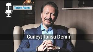 Cüneyt Tansu Demir TÜRSAB 24. Genel Kurulu'nu değerlendirdi