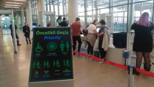 Dalaman Havalimanında o uygulama kalkıyor!
