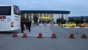 Havalimanında taksi sorunu çözüldü