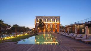 Despot Evini 13 milyon Euroya otele dönüştürdü