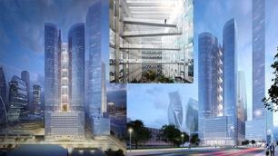 Dev proje türk şirketin