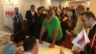 Doğu Karadeniz YTK başkanlığını Hasan Volkan Kantarcı kazandı