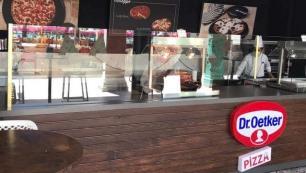 Dr. Oetker Türkiyeden bir ilk: Dr. Oetker Pizza Corner!