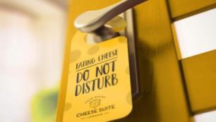 Dünyanın peynir temalı ilk oteli açılıyor