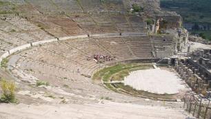 Efes kazıları diplomatik kriz nedeniyle durduruldu