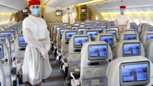 Emirates corona sigortasında çıtayı yükseltti!