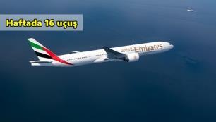 Emirates Sabiha Gökçen uçuşlarına başlıyor