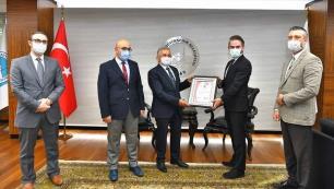 Erciyes, dünyada 'Güvenli Kayak Merkezi' belgesini alan tek kayak merkezi oldu