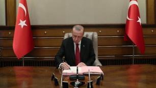 Erdoğan'dan vize genelgesi