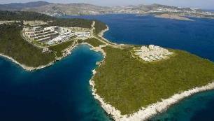 Bakan Ersoyun şirketi Bodrum Hilton Türkbükü'nü satın aldı
