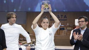 Farklı domates sosuyla Dünya Makarna Şampiyonu oldu