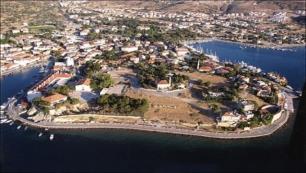 Foça Tatil Köyü ihalesine ikinci iptal