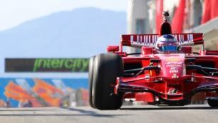 Formula 1 yeniden İstanbulda