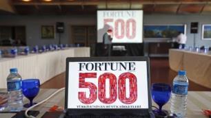 Fortune 500 listesinde turizmcilerden kimler var?