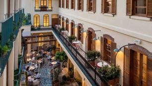 Galata'nın yeni oteli!