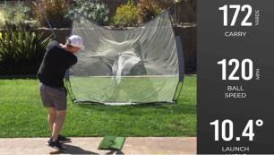 Golf antrenmanları ve eğitimi için müthiş buluş…