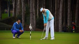 Golf turizminde sevindiren artış