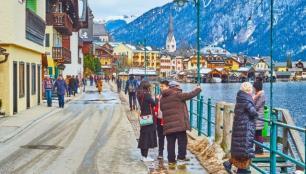 Hallstatt daha fazla turist istemiyor!