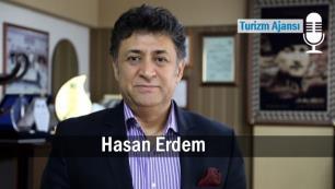 Hasan Erdem TÜRSAB 24. Genel Kurulu'nu değerlendirdi