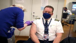 Havada ilk aşı zorunluluğu: Bazılarınız karşı çıkabilirsiniz ama