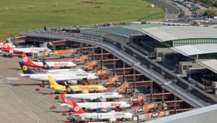 Havalimanında bulunan bomba, THY uçağının rotasını değiştirtti