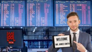 Havalimanında standartlar yükseldi: Laal Meet&Greet