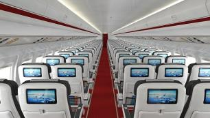 Havayollarındaki koltuk kapasitesi 95 milyondan 35 milyona geriledi