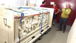 'Herakles Lahidi' evine dönüyor