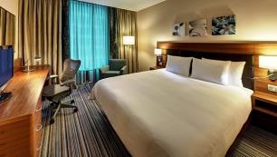 Hilton Garden Inn yeni otelini hizmete açtı