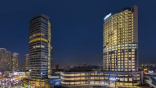 Hilton Mall of İstanbul müşteri kabulüne başladı