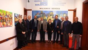 Hırvatistan, Avrupa Dönem Başkanlığındaki ilk kültürel etkinliğini Antalyada gerçekleştirdi