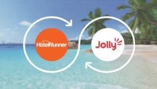 HotelRunner ve Jollyden stratejik işbirliği!