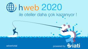 HWEB 2020 İle Oteller Daha Çok Kazanıyor!
