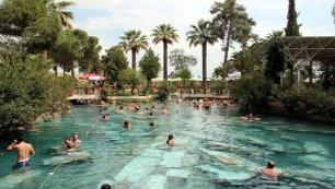 İngilizlerin termal turizmde de tercihi Türkiye olacak