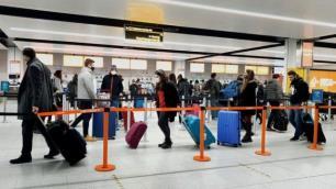 İngiltereden Türkiyeye özel izinli uçuşlar başladı
