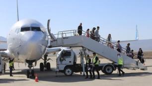 Irak-Türkiye uçak seferleri yeniden başladı