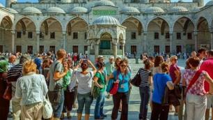 İstanbul'a 10 ayda kaç turist geldi?İşte ilk 10 ülke