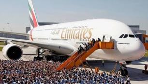 İstanbula dünyanın en büyüğüyle tarifeli uçacağı tarihi açıkladı