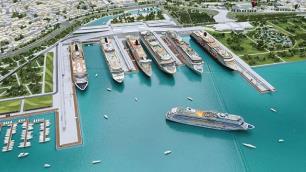 İstanbula Kruvaziyer limanı geliyor