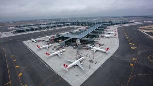 İstanbul Havalimanında görünmez kaza!
