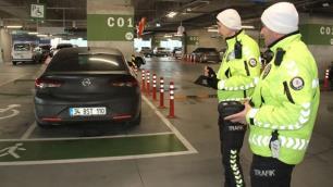 İstanbul Havalimanı otoparkında ceza yağdı