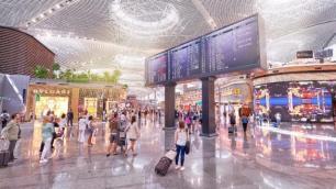 İstanbul Havalimanı Avrupada ilk sırada!