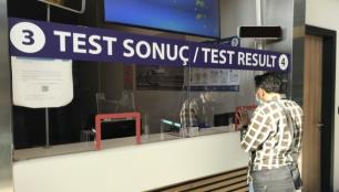 İstanbul havalimanlarında kaç yolcunun testi pozitif çıktı?