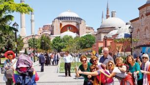 İstanbul turizminde paylar değişti!