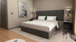 İstanbulun 126 odalı yeni oteli açıldı
