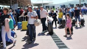 İşte 9 ayda Antalyaya en çok turist getiren tur operatörleri!