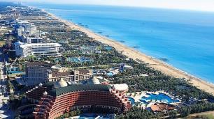İşte Antalyada şimdiye kadar sezonu açan oteller!