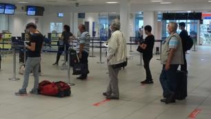 İşte Gazipaşa Havalimanı'nın 10 günlük performansı