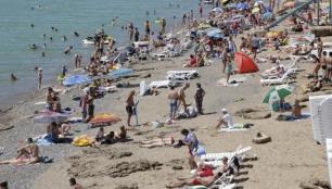 İşte Rus sahillerinin en sıcak denizleri
